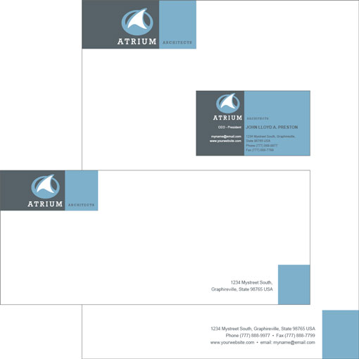 Business cards letterhead envelopes boston commercial printer 1 and 2 color offset printing your business cards colourmoves